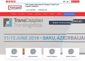 Transcaspian.az thumbnail