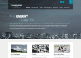 Transenergo.ro thumbnail