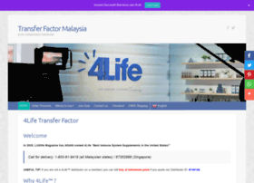 Transferfactor.com.my thumbnail