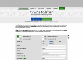 Transfonter.org thumbnail