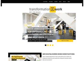 Transformationswerk.de thumbnail