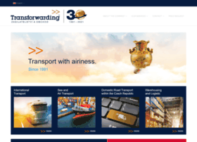 Transforwarding.cz thumbnail