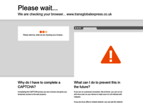 Transglobal Express Limited IP Space at Website Informer