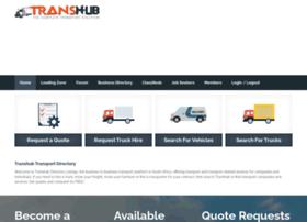 Transhub.co.za thumbnail