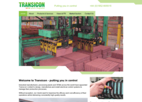 Transicon.co.uk thumbnail