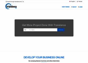 Translance.net thumbnail