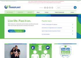 Transplant.bc.ca thumbnail