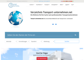Transport-unternehmen.net thumbnail