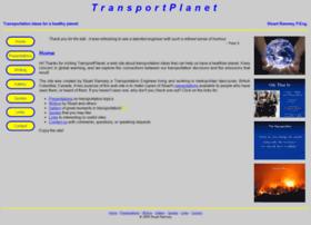Transportplanet.ca thumbnail