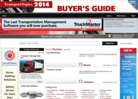 Transporttopicsbuyersguide.com thumbnail