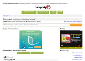 Transporty77.pl thumbnail
