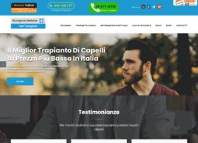 Trapiantocapelli.info thumbnail