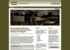 traralgoncabinets.com.au at WI. Kitchen renovations Traralgon