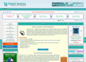 Trast-bux24.ru thumbnail