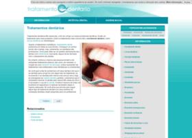 Tratamentodentario.info thumbnail