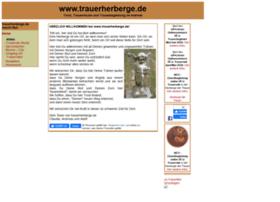 Trauerherberge.de thumbnail
