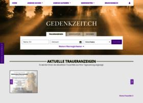 Trauerportal-ostschweiz.ch thumbnail