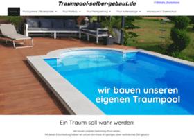Traumpool-selber-gebaut.de thumbnail