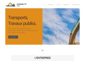 Travaux-public-isere.fr thumbnail