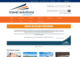 Travel-solutions.co.uk thumbnail