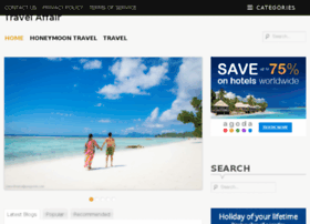Travelaffair.org thumbnail