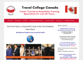 Travelcollege.ca thumbnail