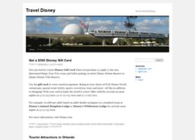 Traveldisney.info thumbnail