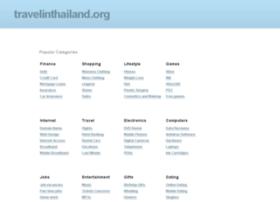 Travelinthailand.org thumbnail