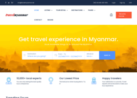 Travelmyanmar.net thumbnail