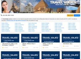 Travelviajes.com.ve thumbnail