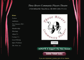 Trcommunityplayers.org thumbnail