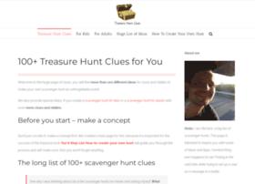 Treasure-hunt-clues.com thumbnail