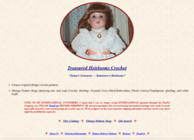 Treasuredheirloomscrochet.com thumbnail