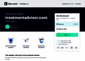 Treatmentadviser.com thumbnail