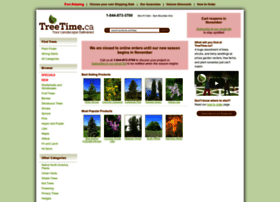 Treetime.ca thumbnail