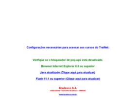 Treinet.bradesco.com.br thumbnail