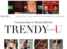 Trendy-u.com thumbnail