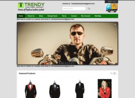 Trendyleatherjacket.com thumbnail