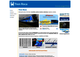 Trenroca.com.ar thumbnail
