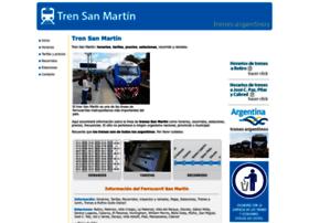 Trensanmartin.com.ar thumbnail