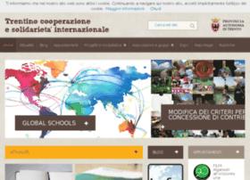 Trentinocooperazionesolidarieta.it thumbnail