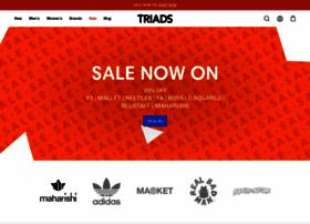 Triads.co.uk thumbnail