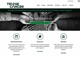 Triagecancer.org thumbnail