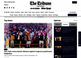 Tribuneindia.com thumbnail