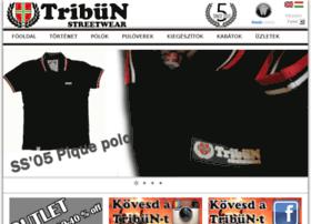 Tribunwear.hu thumbnail