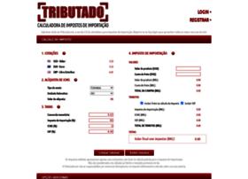 Tributado.net thumbnail