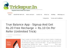 Trickspur.in thumbnail