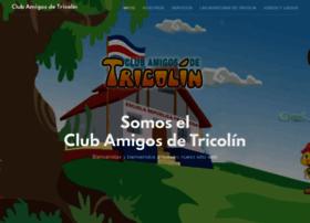 Tricolin.com thumbnail