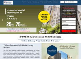 Tridentembassy.org.in thumbnail