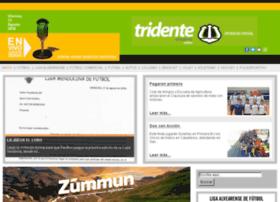 Tridenteweb.com.ar thumbnail